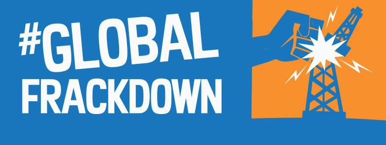 #Globalfrackdown-Tag am 15. Oktober in Husum